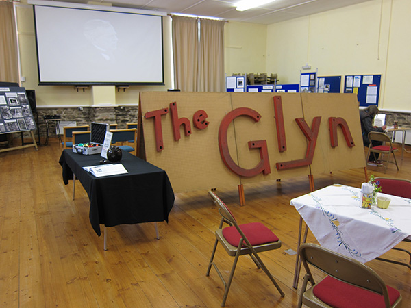 Glyn cinema exhibition
