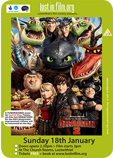 FREE: How to Train your Dragon 2