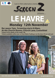 Screen 2: Le Havre