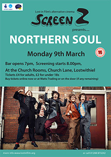 Screen 2: Northern Soul