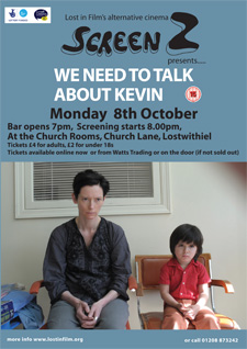 Screen 2: We Need To Talk About Kevin